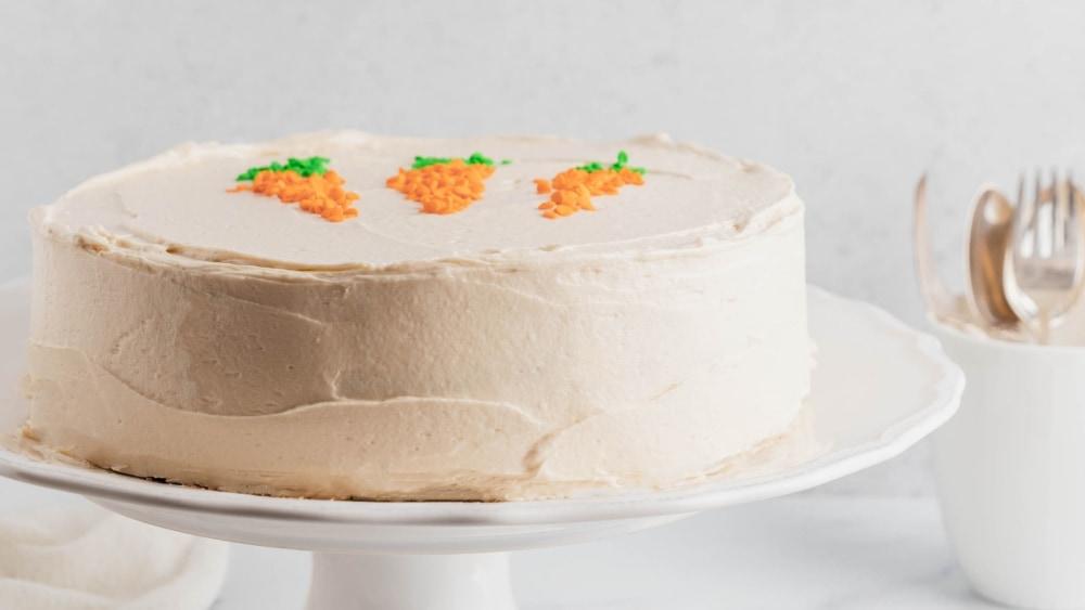 Image of Vegan Carrot Cake