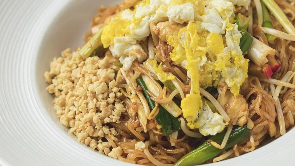 Image of Pad Thai (Chicken, Shrimp)