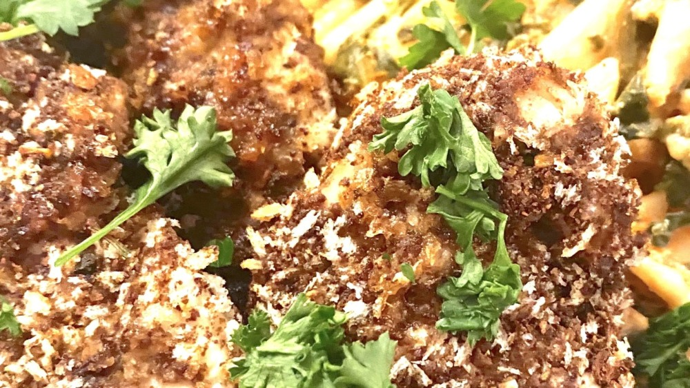 Image of Champignon Dusted Chicken