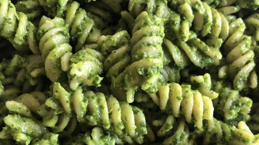 Image ofArugula Kale Pesto