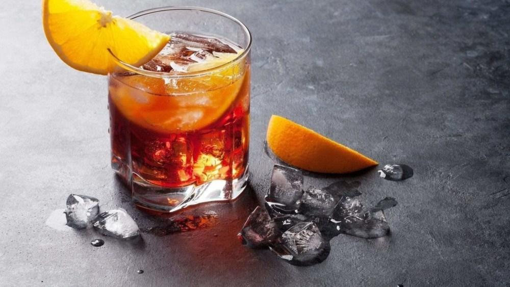 Image of Americano Cocktail Recipe