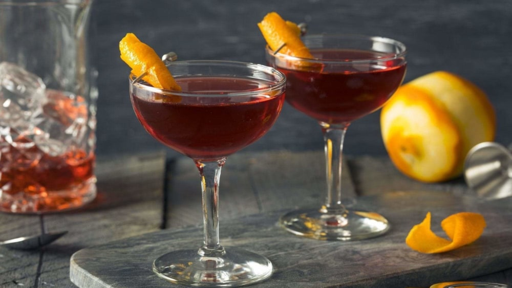 Image of Boulevardier Cocktail Recipe