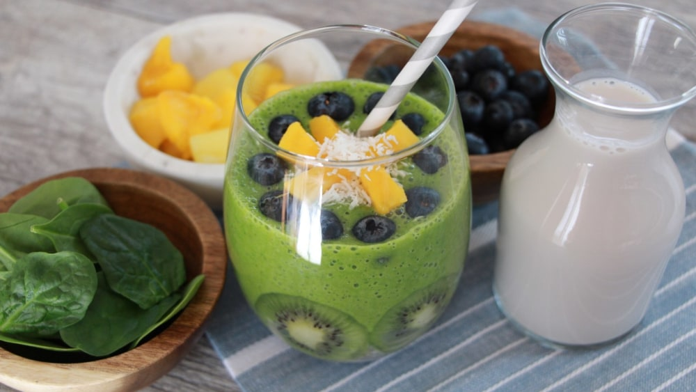 Image of Lucky Green Protein Smoothie