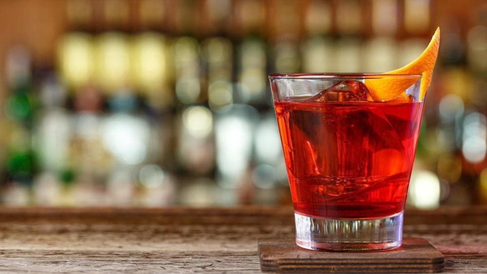 Image of Negroni Cocktail Recipe