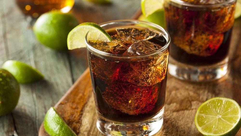 Image of Cuba Libre Cocktail Recipe