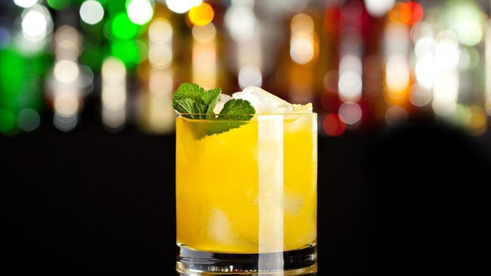 Image of Penicillin Cocktail Recipe