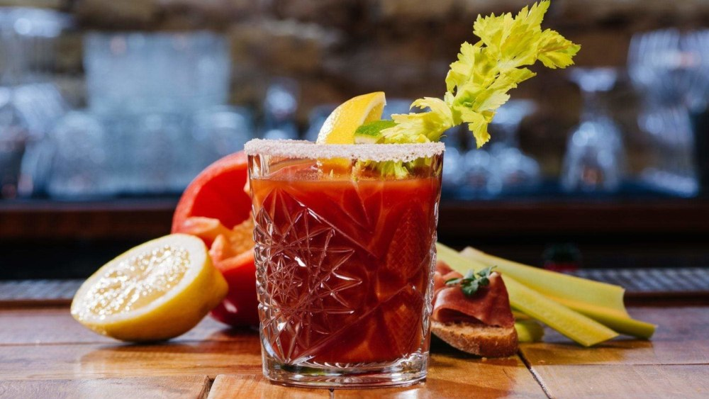 Image of Bloody Mary Cocktail Recipe