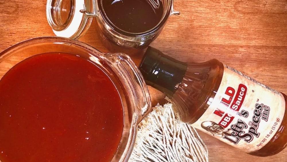 Image of Honey BBQ Sauce