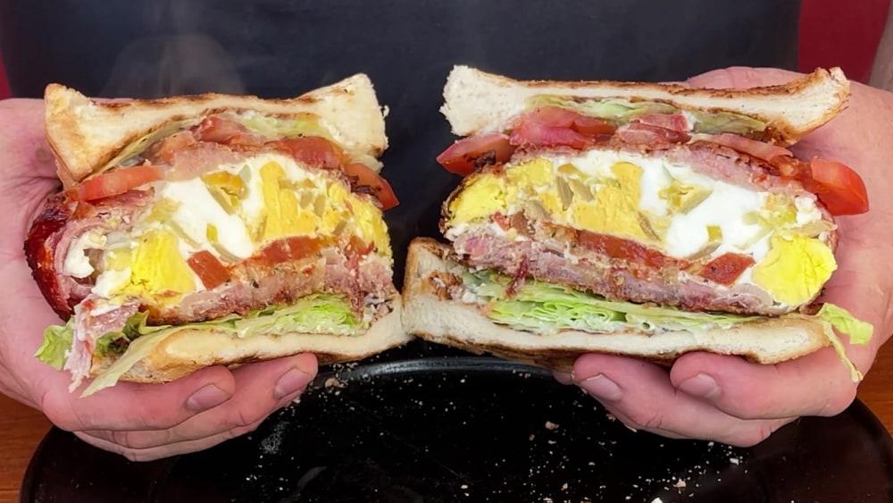 Image of Bacon Egg BLT Supreme