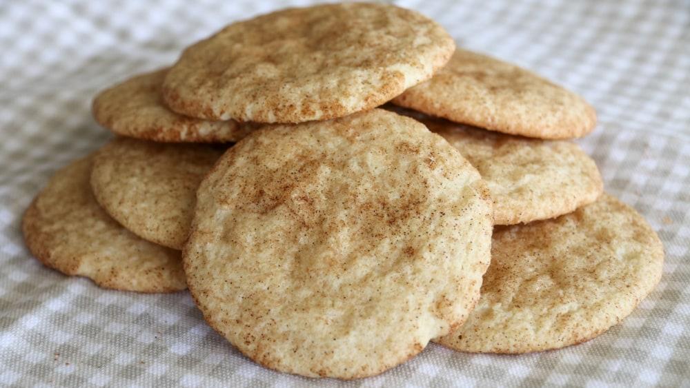 Image of Gluten Free Snickerdoodle Cookies