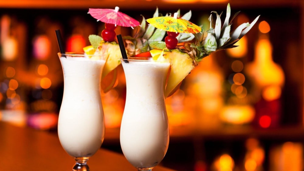 Image of Pina Colada Cocktail Recipe
