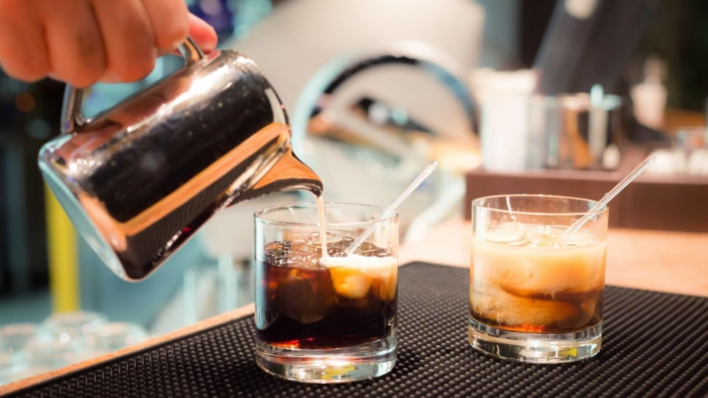 Image of White Russian Cocktail Recipe