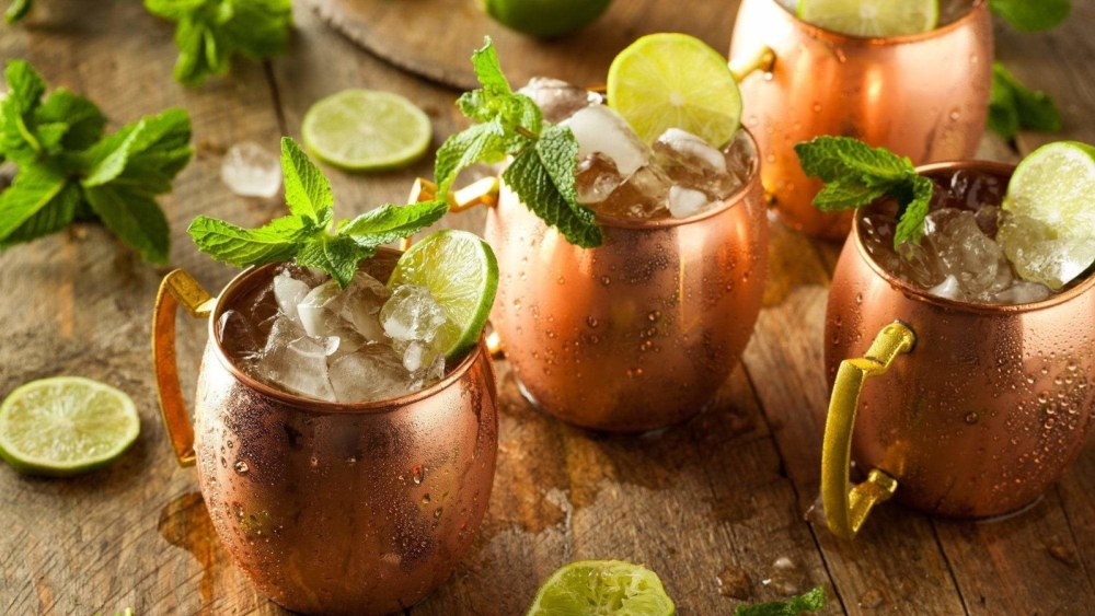 Image of Moscow Mule Cocktail Recipe