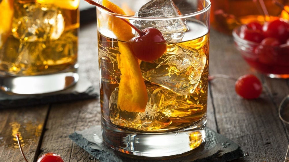 Image of Old Fashioned Cocktail Recipe