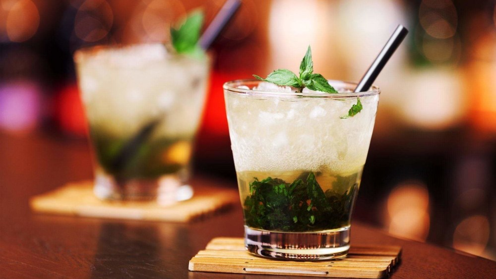 Image of Mint Julep Cocktail Recipe