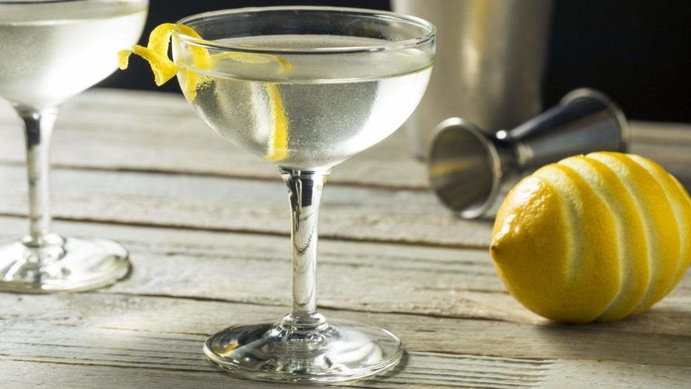 Image of The Vesper Cocktail Recipe
