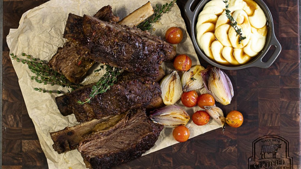 Image of Slow Cooked Short Ribs