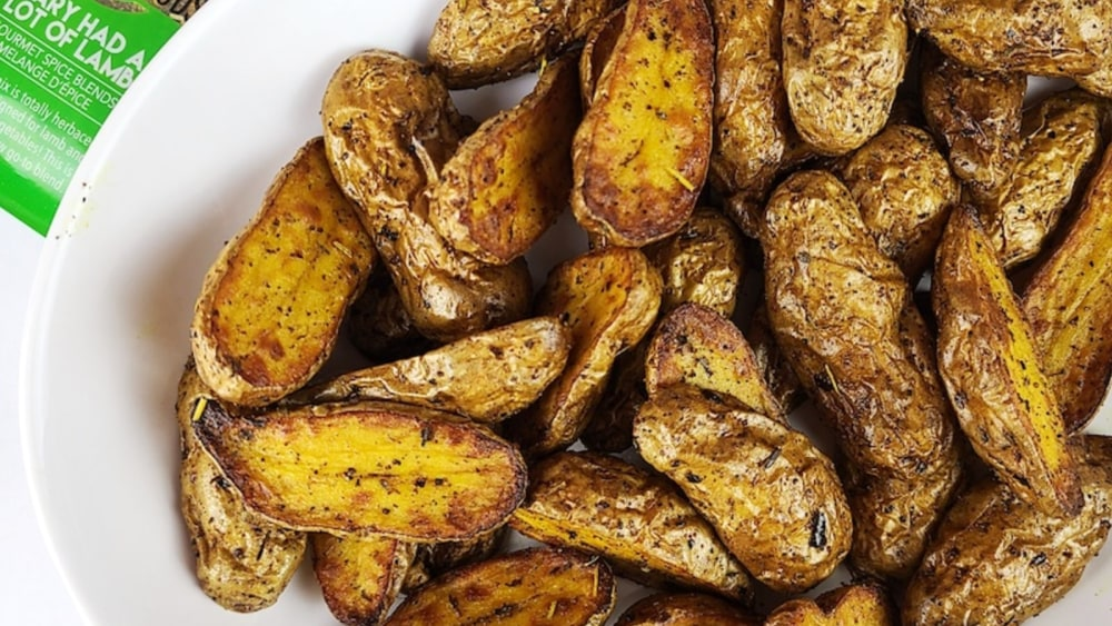 Image of Air Fryer Crispy Potatoes