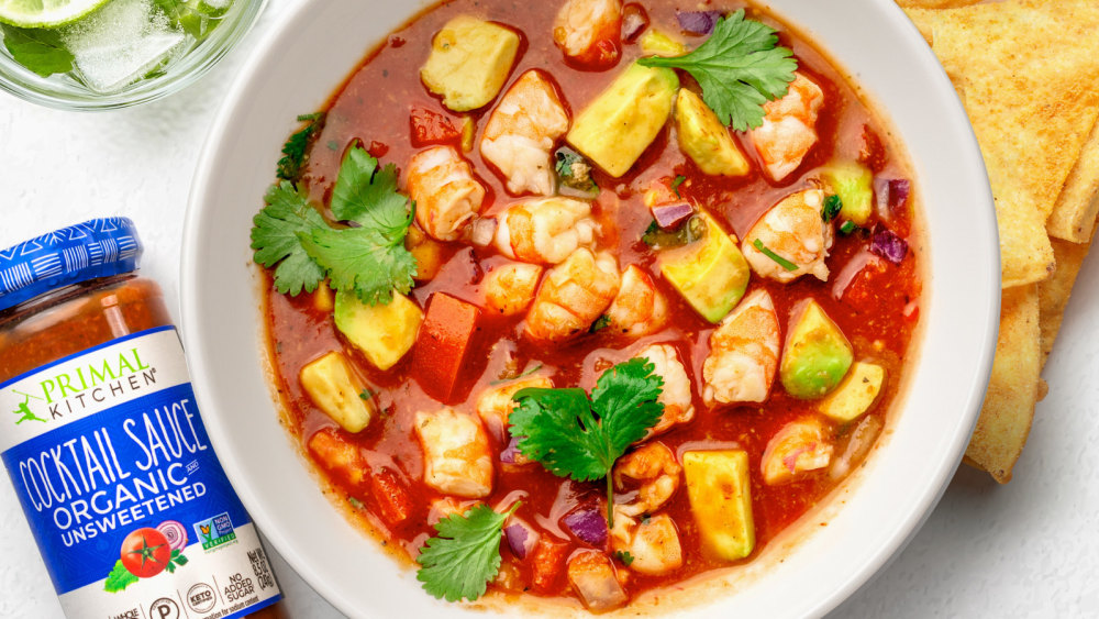 Image of Mexican Shrimp Ceviche