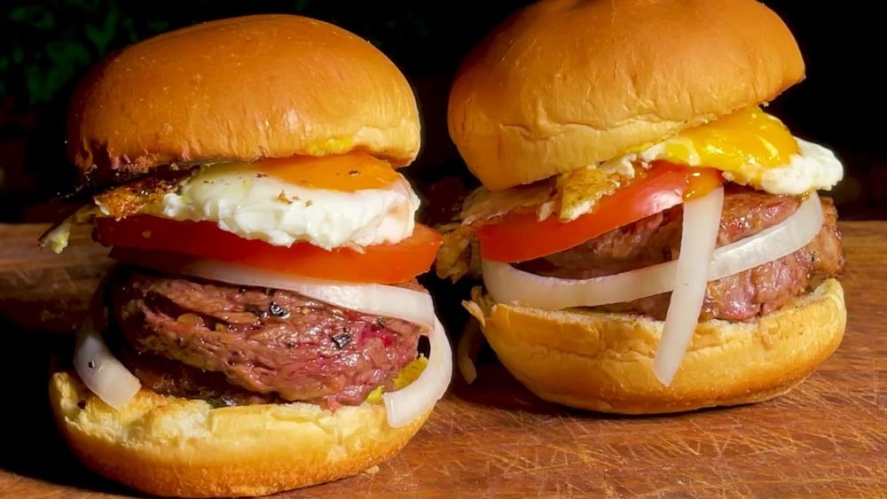 Image of Ribeye Steak & Egg Sandwich