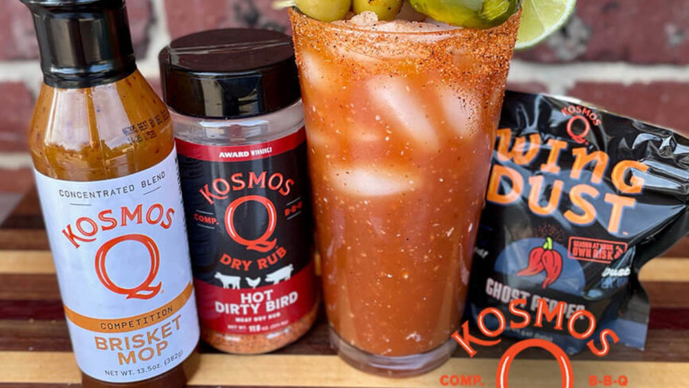 Image of The Official Kosmos Q Bloody Mary