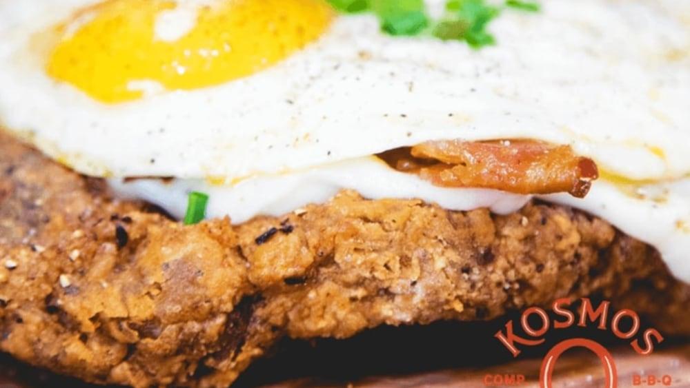 Image of We Deep Fried Wagyu Steak!
