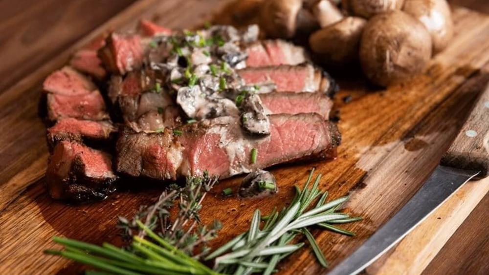 Image of LIFE-CHANGING Ribeye Steak Recipe!
