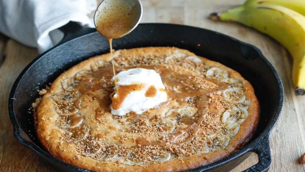 Image of One Pan Breakfast Banana Cake