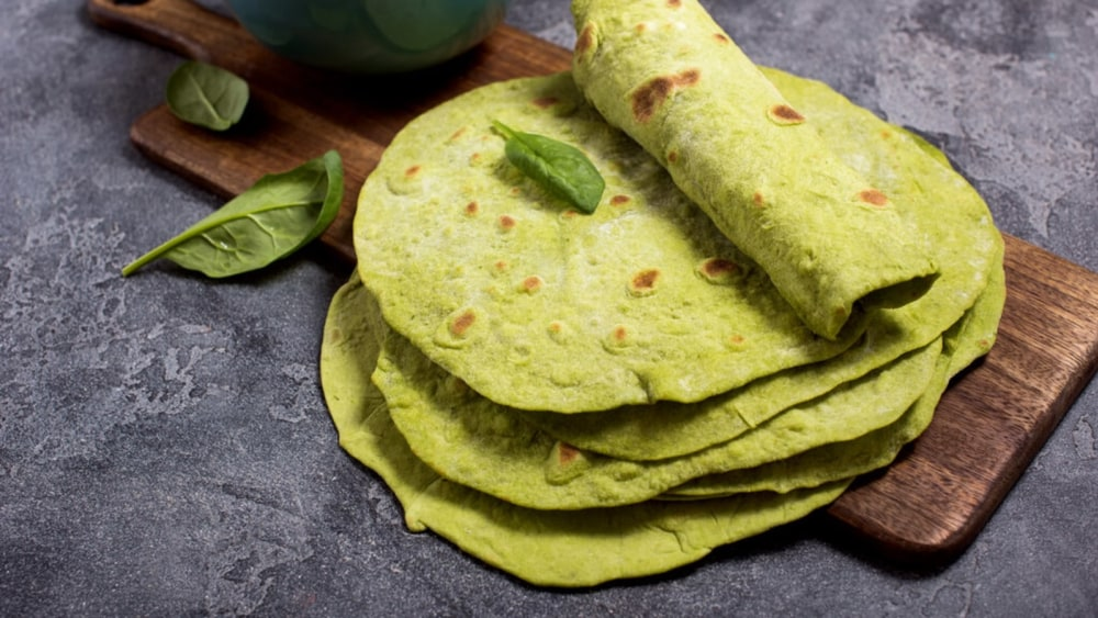 Image of Spinach Wrap Recipe Made Easy: Healthy, Nutritious, and Gluten-Free Alternatives