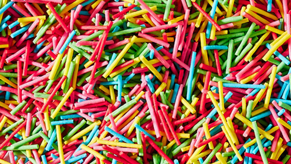 Image of Homemade Colourful Sprinkles