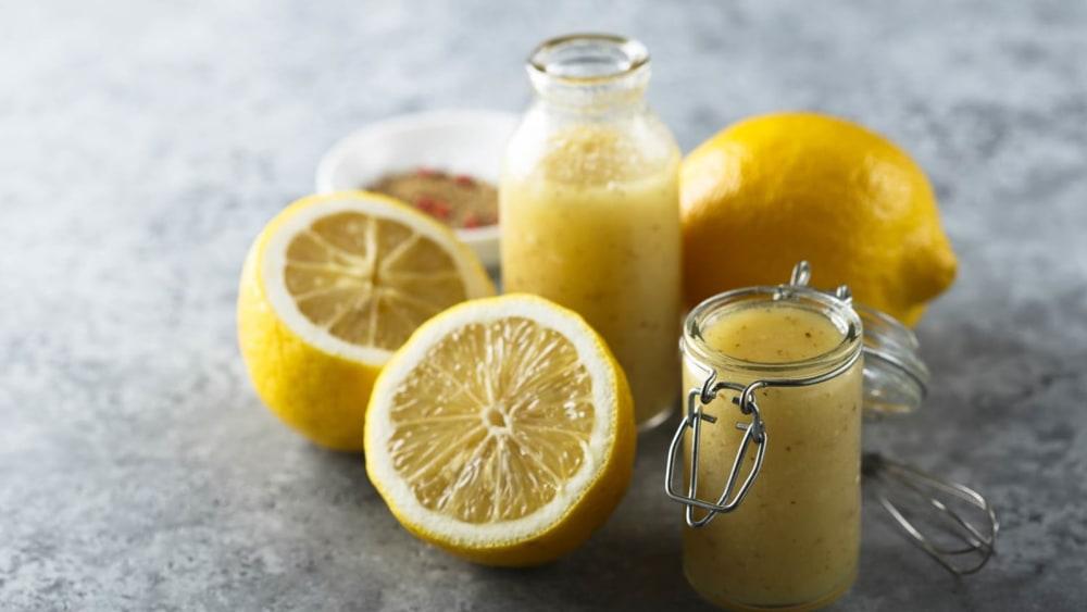 Image of French Mustard & Lemon Vinaigrette