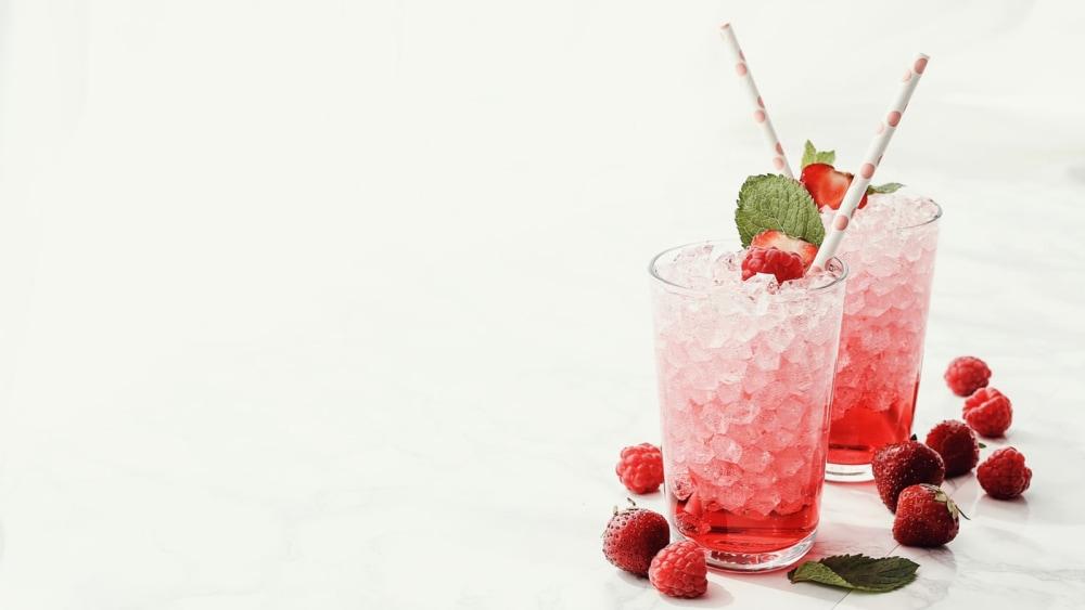 Image of Raspberry Foco Cocktail