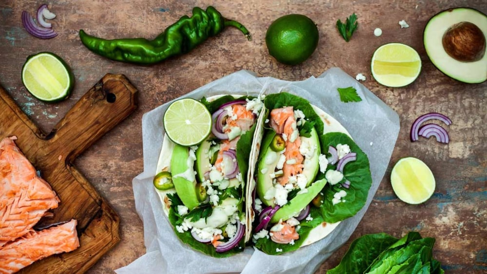 Image of Southern Style Fish Tacos