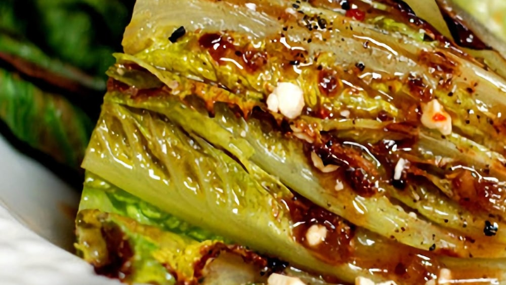 Image of Grilled Salad Recipe
