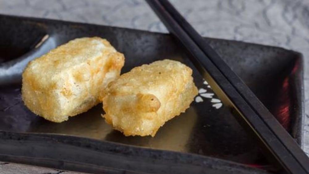Image of Tofu Tempura: Deep Fried Vegan Recipe