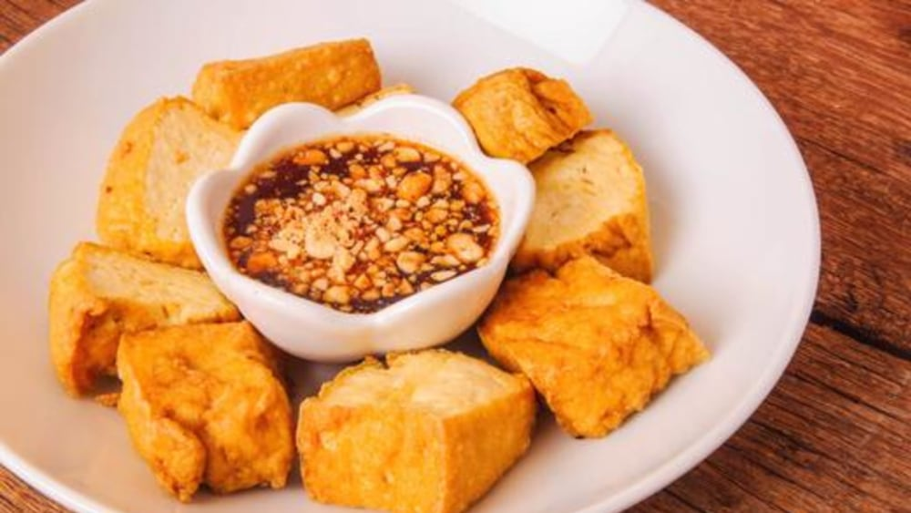 Image of Air Fryer Tofu: How To Make An Easy Vegan Meal