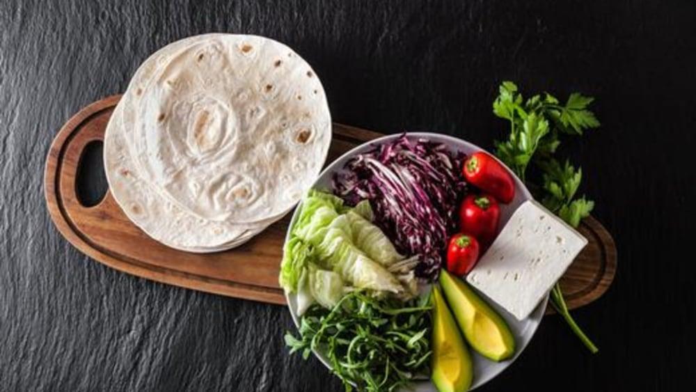 Image of Fajita Veggies Recipe: Perfectly Sauteed Peppers and Onions for Fajitas