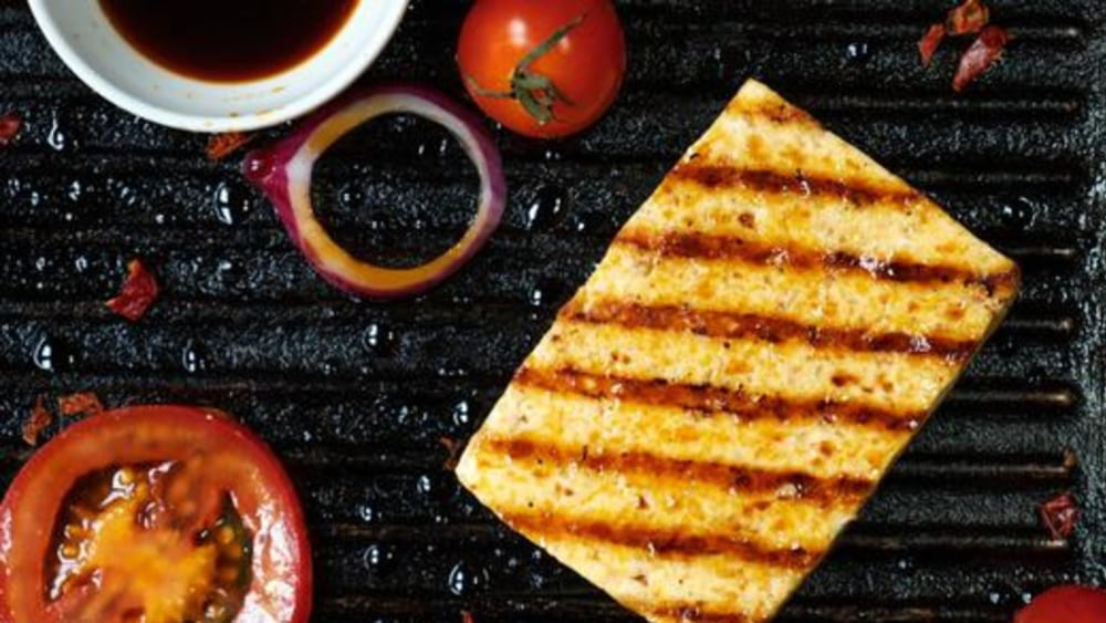 Image of Grilled Tofu: A Smoky Barbecue Ready Recipe