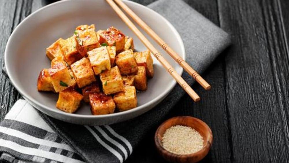Image of Marinated Tofu: A Vegan Recipe for The Whole Family