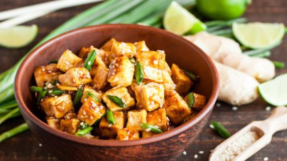 Image of Orange Tofu: A Sweet, Sour, and Spicy Recipe
