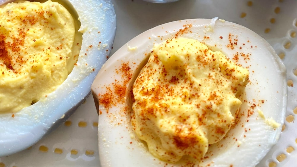 Image ofEaster Deviled Eggs