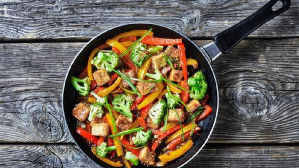 Image of The Best Kung Pao Tofu: A Quick Recipe