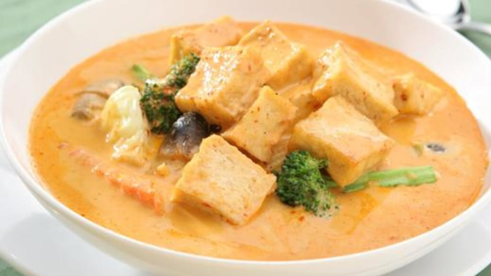 Image of Tofu Curry: Hot and Ready in 30 Minutes