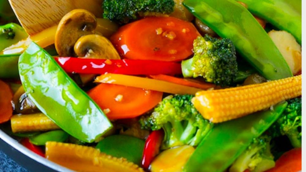 Image of Broccolini Stir Fry