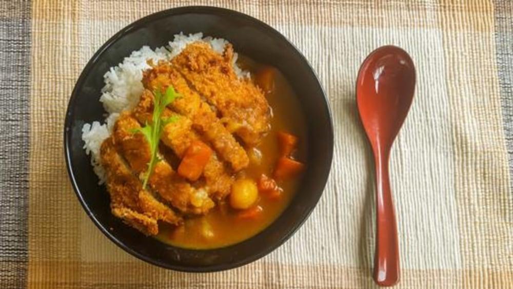 Image of Tofu Katsu: Vegan Japanese Curry Recipe