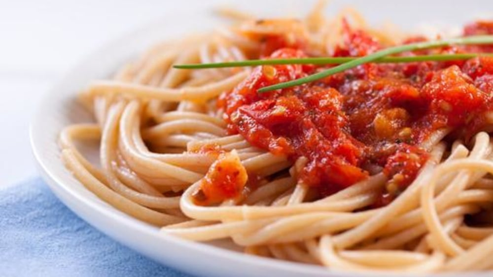 Image of Tofu Spaghetti: The Ultimate Pasta Recipe Without Meat