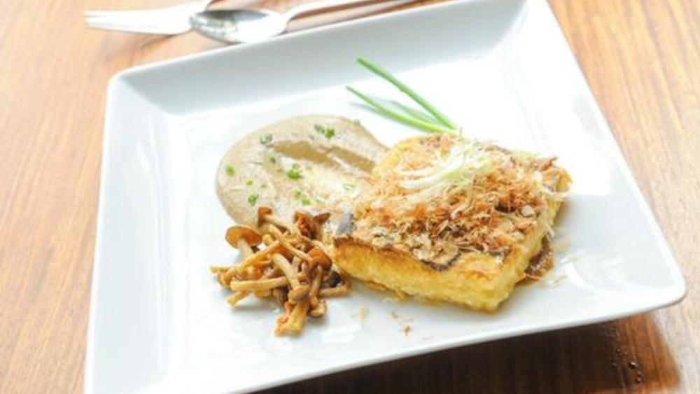 Image of Tofu Steak: Meaty, Marinated, Vegan Steak Recipe