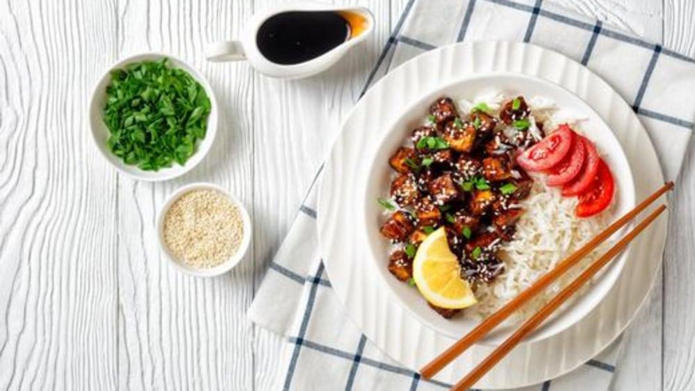 Image of Tofu Teriyaki: Make A Japanese Classic at Home