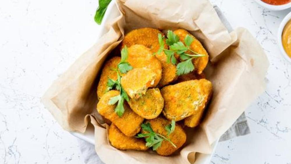 Image of Vegan Chicken Nuggets Recipe: Kid-Friendly Vegan Meals