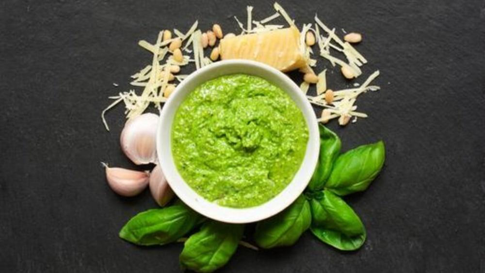 Image of Vegan Pesto: 5-Minute, Dairy-Free Pesto Recipe